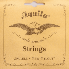 Aquila 15U New Nylgut Tenor Do GCEA Sol grave - Vue 1