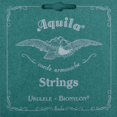 Aquila 57U Bionylon Soprano Do GCEA Sol aigu - Vue 1