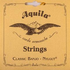 Aquila 6B New Nylgut Banjo 5 cordes Light DBGDG - Vue 1