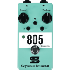 Seymour Duncan 805 Overdrive - Vue 1