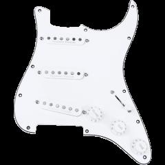 Seymour Duncan STK-PG-W Plaque complète STK classique blanche - Vue 1