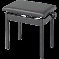 Korg Banquette de piano noire réglable - Vue 1