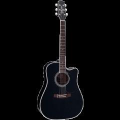 Takamine EF341SC black - Vue 1