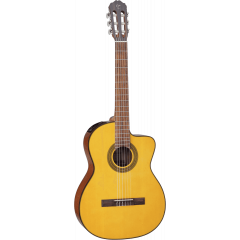 Takamine GC1CE-NAT natural - Vue 1