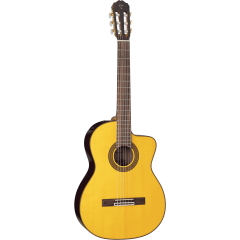 Takamine GC5CE-NAT natural - Vue 1