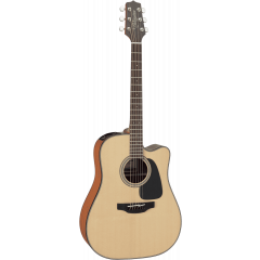 Takamine GD10CE-NS natural satin - Vue 1
