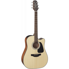 Takamine GD30CE-NAT natural - Vue 1