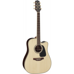 Takamine GD51CE-NAT natural - Vue 1