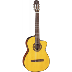 Takamine GC3CE-NAT natural - Vue 1