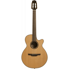 Takamine P3FCN natural satin - Vue 1