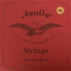 Aquila 91U Thunder Reds Ukulélé Basse EADG - Vue 1