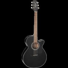 Takamine GF30CE-BLK black - Vue 1