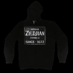 Zildjian Veste à capuche Quincy Vintage (S) - Vue 1