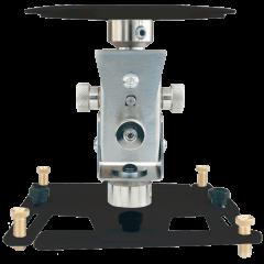 Euromet Support vidéoprojecteur Arakno standard noir - 45 kg - Vue 1