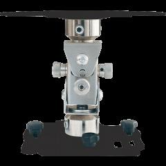 Euromet Support vidéoprojecteur mini Arakno noir - 20 kg - Vue 1