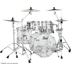 "Pearl Crystal beat Fusion 20"" ultra clear - Vue 1"