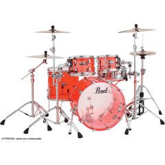 """Pearl Crystal beat Fusion 20"""" ruby red - Vue 1"""