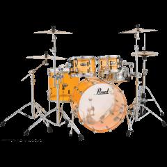 "Pearl Crystal beat Standard 22"" tangerine glass - Vue 1"