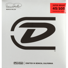 Dunlop DBMMS45105 Marcus Miller medium - Vue 1