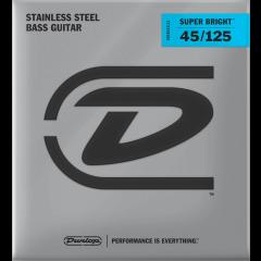 Dunlop DBSBS45125 super bright medium 5 cordes - Vue 1