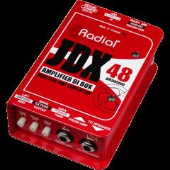 Radial DI active simulateur de HP JDX48 - Vue 1