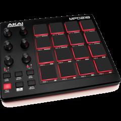 Akai Pro MPD218 - Vue 1