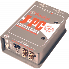 Radial DI stéréo pour ordinateur JPC - Vue 1