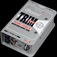 Radial DI pour ordinateur ou mobile TRIM-TWO - Vue 1
