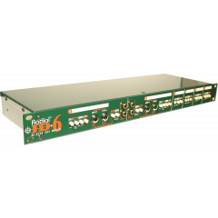 Radial DI rackable 6 canaux JD6 - Vue 1