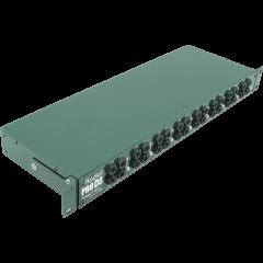 Radial DI rackable 8 canaux PRO-D8 - Vue 1