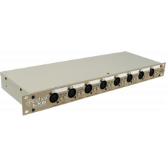 Radial Splitter de ligne 8 canaux LX8R - Vue 1
