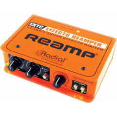 Radial Pédale reamp guitare EXTC-SA - Vue 1