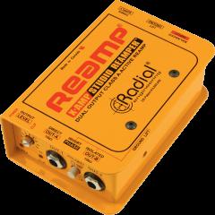 Radial Réamper actif X-Amp - Vue 1