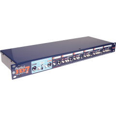 Radial Rack de réamp 2 entrées/7 sorties JD7 - Vue 1