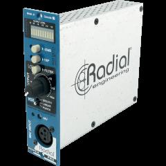 Radial Préampli microphone format 500 Power-Pre - Vue 1