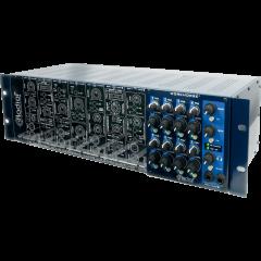 Radial Boîtier rackable format 500 avec mixeur et patch - Vue 1