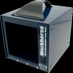 Radial Boîtier format 500 3 emplacements Cube - Vue 1