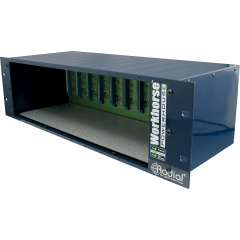 Radial Rack format 500 10 emplacements - Vue 1