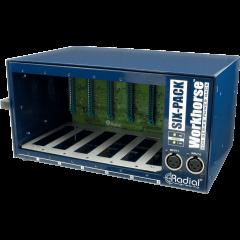 Radial Boîtier format 500 6 emplacements Sixpack - Vue 1