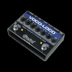 Tonebone Voco-Loco pédale d'insertion d'effets pour voix - Vue 1