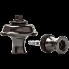 Dunlop Straplok Original - Noir - Vue 1
