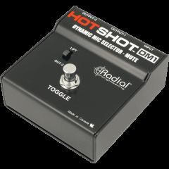 Radial Bascule pour microphone Hotshot DM1 - Vue 1