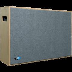 Primacoustic Caisson d'isolation acoustique gris - Vue 1