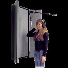 Primacoustic Cabine vocale instantanée gris - Vue 1