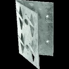 Primacoustic 8 fixations d'angle pour panneaux - Vue 1