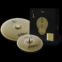"""Zildjian Pack Low Volume 13""""-18"""" - Vue 1"""