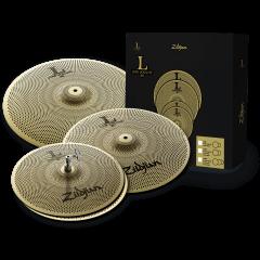 """Zildjian Pack Low Volume 14""""-16""""-18"""" - Vue 1"""