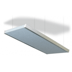 Primacoustic Panneau absorbeur rectangulaire de plafond 60 x 120 x 5 cm - Vue 1