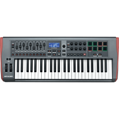 Novation Impulse 49 - Vue 1