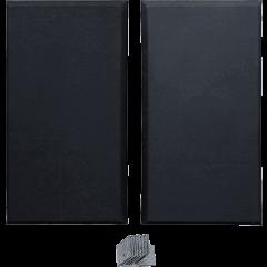 Primacoustic 2 bass trap noir - Vue 1